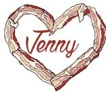 bacon jenny