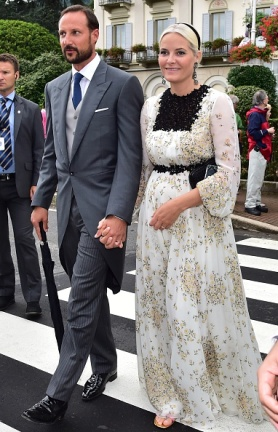 Image result for prince haakon and mette-marit